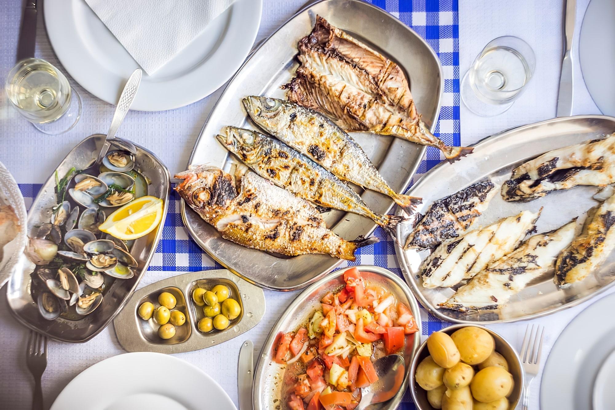 spécialités portugaises