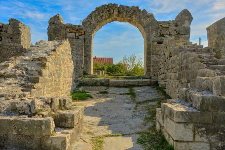 Le Musée Archéologique de Split