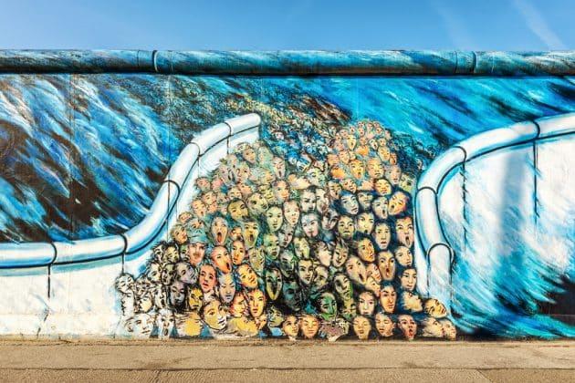 Le Street art à Berlin : visites et idées de parcours
