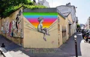 Le street art à Paris