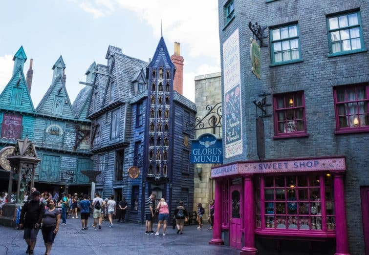 Wizarding World of Harry Potter, Universal Studios Orlando