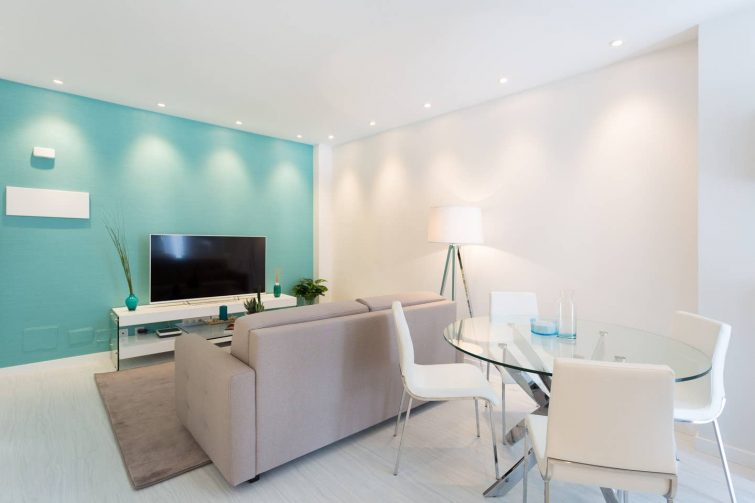 Luxueux appartement avec piscine en plein centre de Santa Cruz