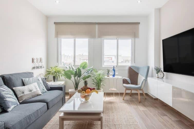 Appartement tout confort au centre de Santa Cruz