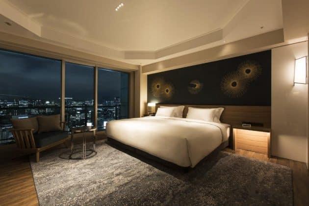 Les 9 meilleurs hôtels avec vue sur Tokyo