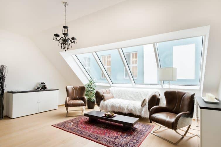 Minimalist Boho-Chic Loft with Terrace