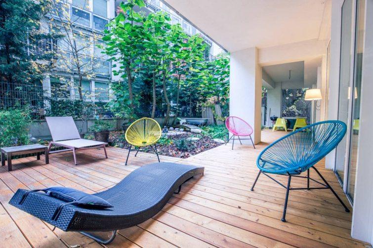 Amazing Garden Loft in Vienna Center
