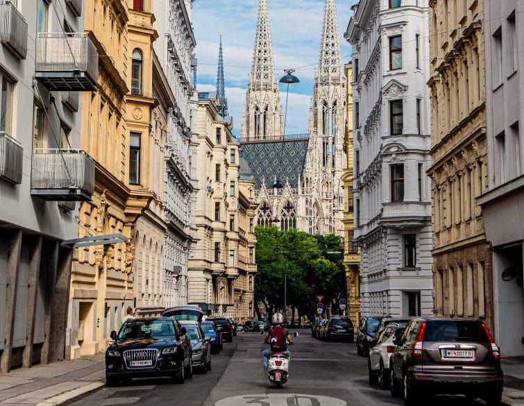 Visites guidées à Vienne en français