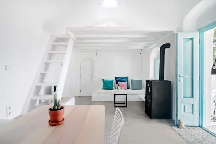 Villa Vima, Airbnb à Santorin