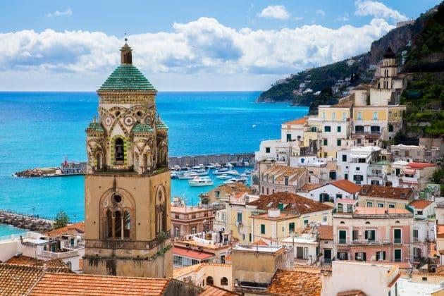 Les 12 plus beaux endroits à visiter sur la Côte Amalfitaine