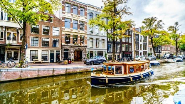 Guide du quartier de Jordaan à Amsterdam
