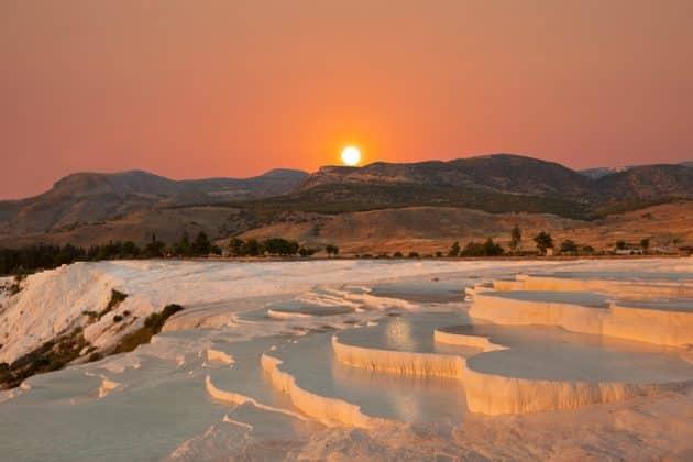 Visiter Pamukkale en Turquie : guide complet