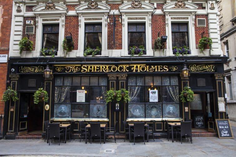 Visiter Westminster en passant par ses pubs