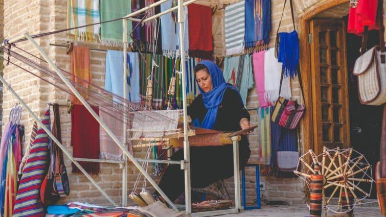 Partez à la rencontre des locaux, à Yazd