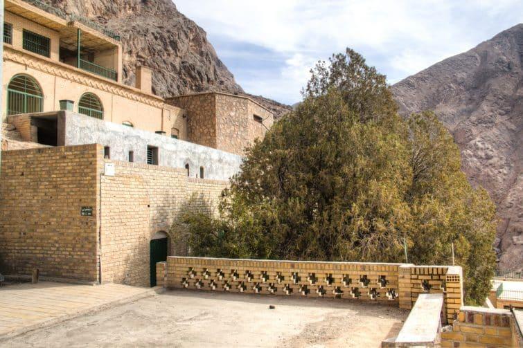 Aux alentours de Yazd, visitez le temple Chak Chak