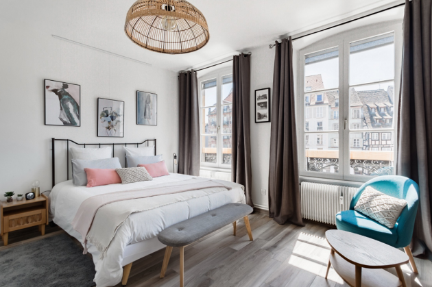 Airbnb Strasbourg : les meilleurs appartements Airbnb à Strasbourg