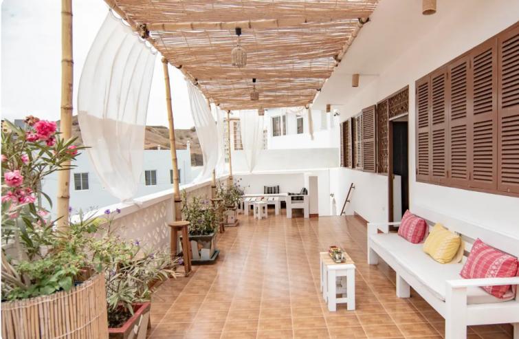 Airbnb cap 1
