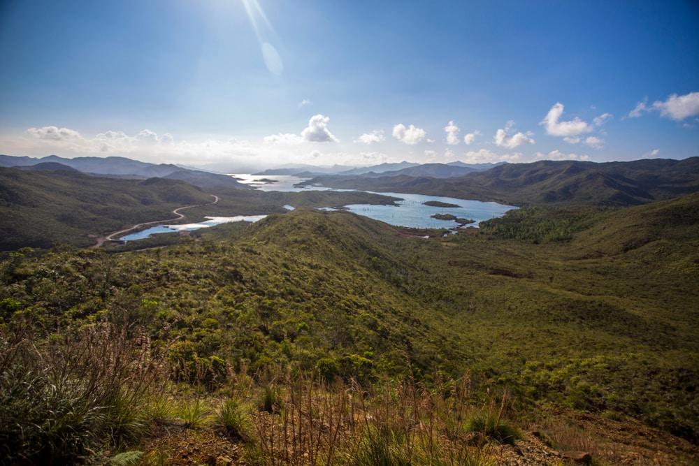 Barrage de Yate, New Caledonia