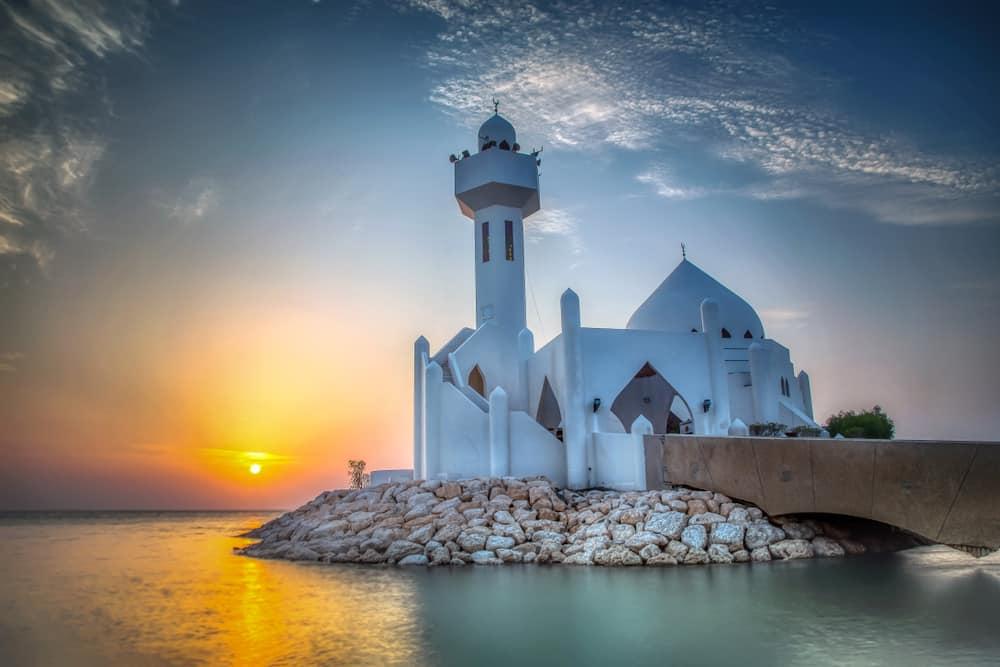 Belle mosquée Al Khoba