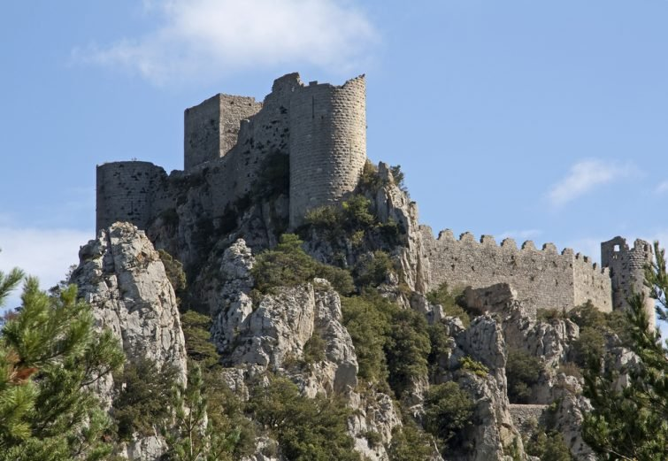 Chateau Puilaurens