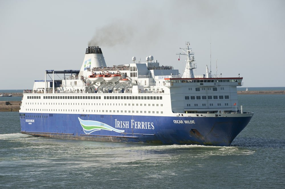 Cherbourg France ferry