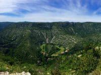 Cirque de Navacelles, Parc National des Cévennes