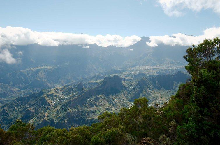 Parapente à la Réunion : spot du Dimitile