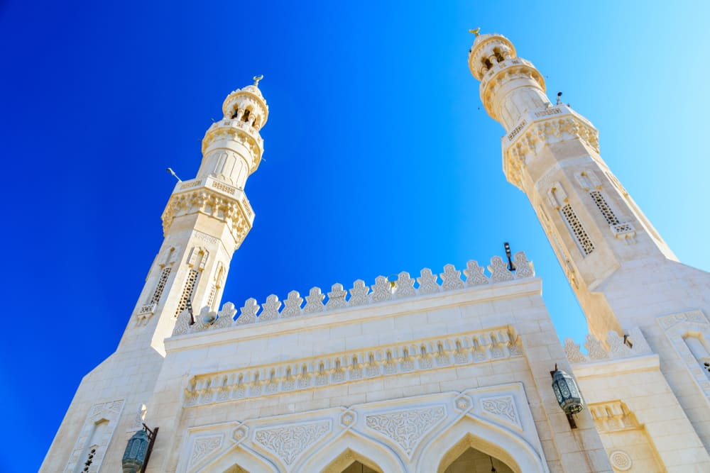 El Dahar mosquée