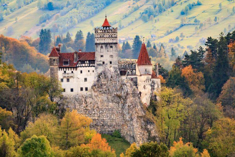 Europe, Roumanie. Bran