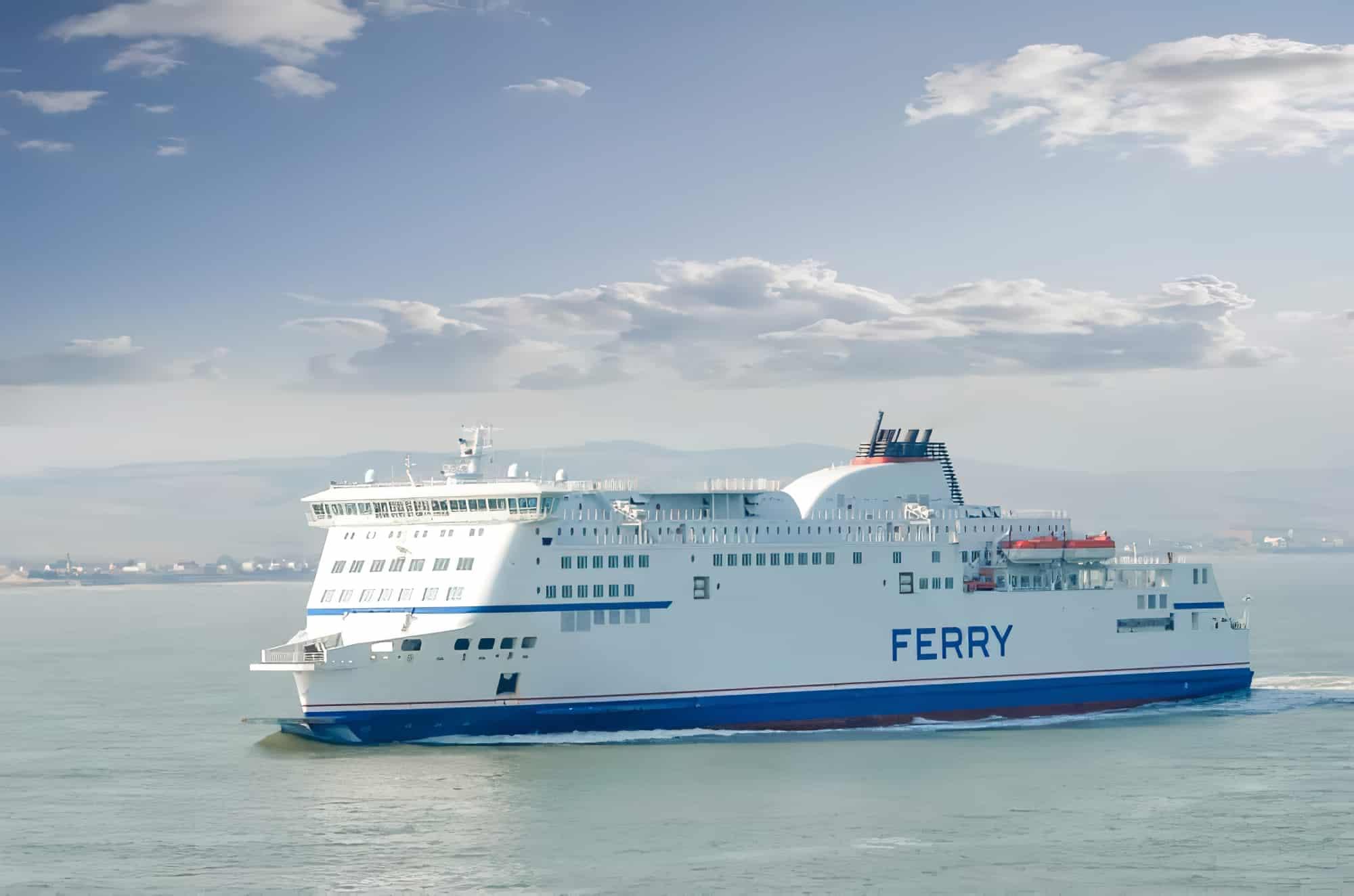 Ferry entre Calais et Dover