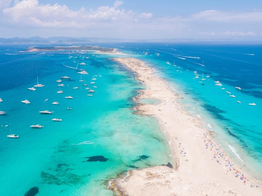 Formentera visiter les îles Baléares