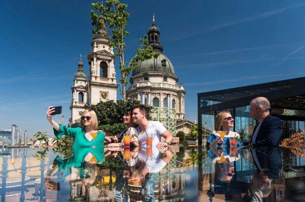 Les 8 meilleurs rooftops où boire un verre à Budapest