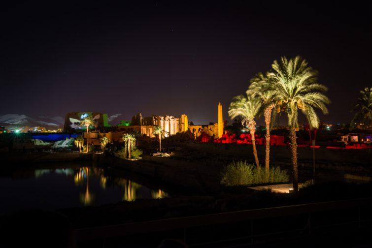 Karnak nuit