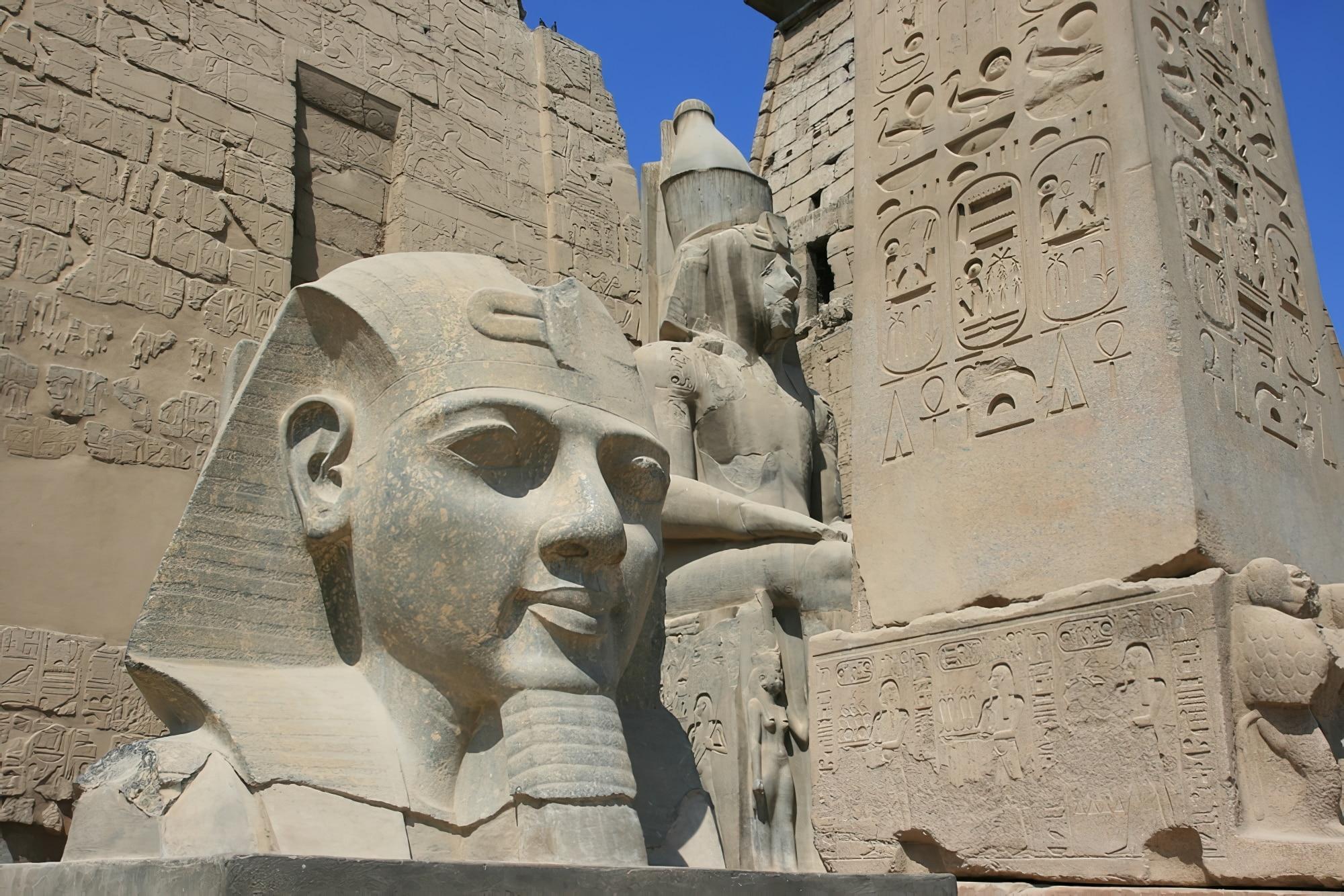 Louxor in Egypt