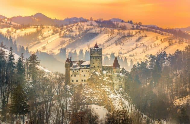 Visiter le Château de Bran (Dracula) : billets, tarifs, horaires