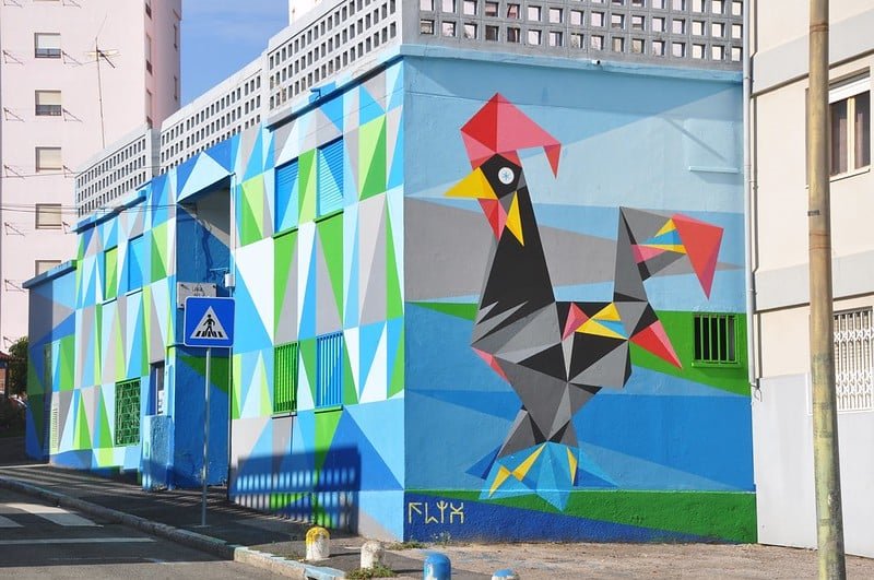 Marvila street art