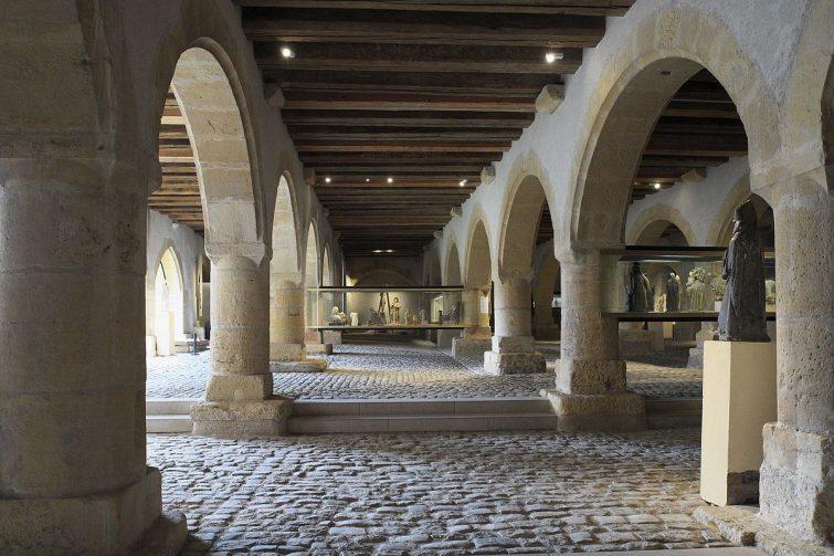 Metz_Musée_de_la_Cour_d'Or_Grange_de_Chèvremont_828