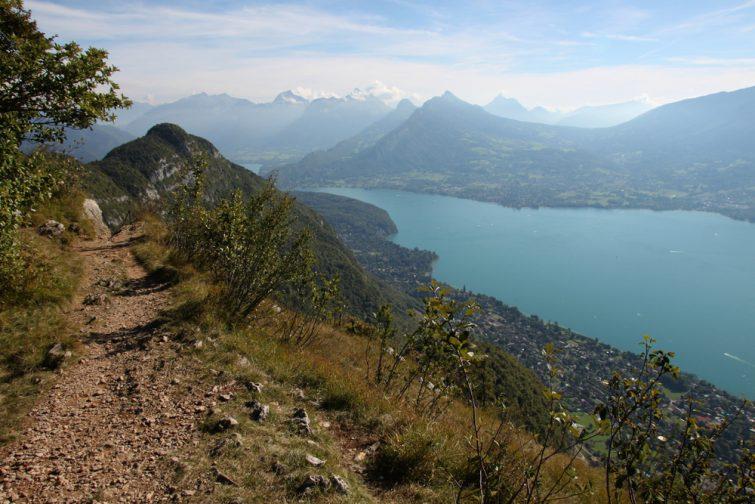 Mont Baron randonnée à Annecy