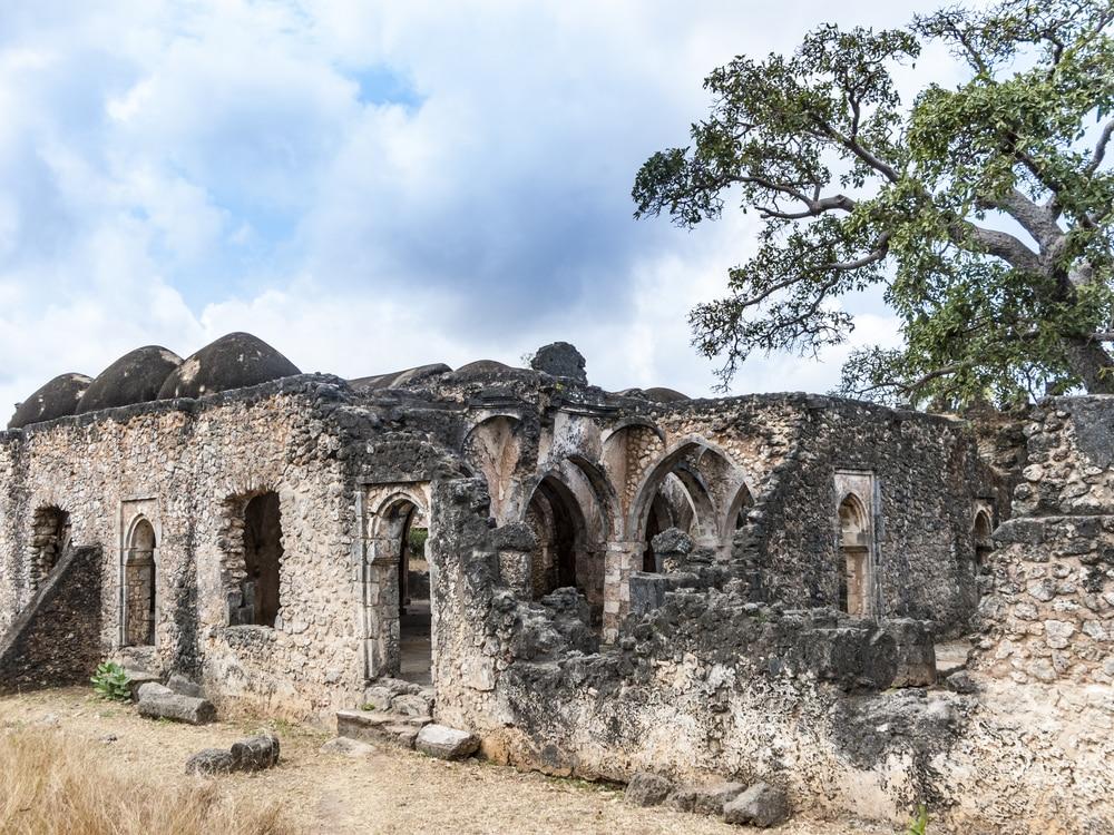 Mosquée de Kilwa