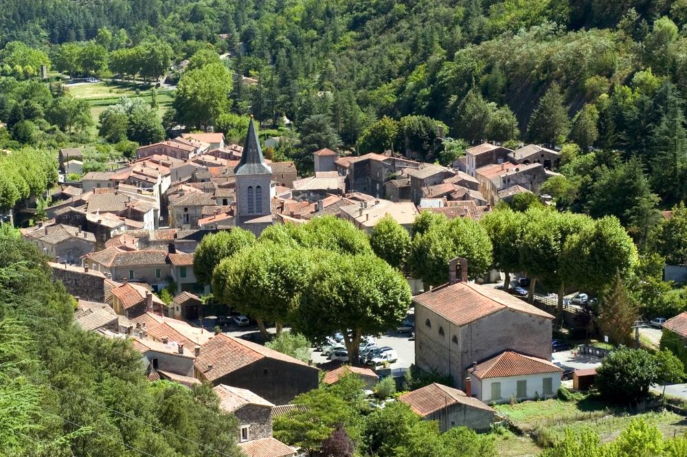 Navacelles, patrimoine naturel français de l'humanité par l'Unesco