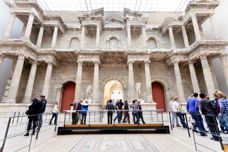Markey gate, Pergamonmuseum, Berlin