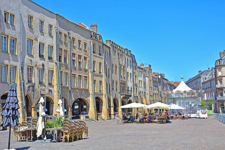 Place Saint Louis