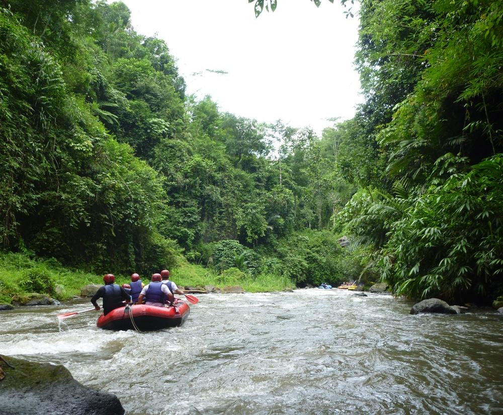 Rivière Telaga Waja