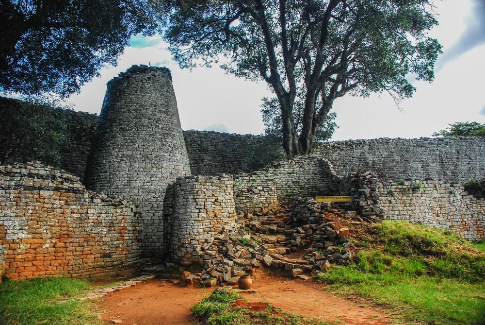 Ruines du Grand Zimbabwe
