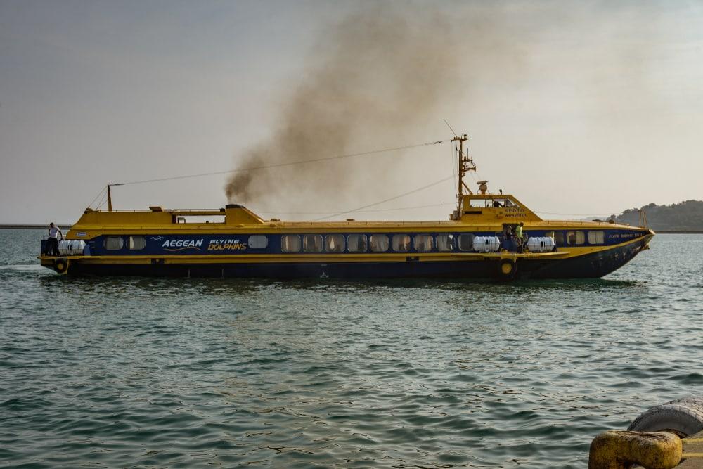 aegan ferry
