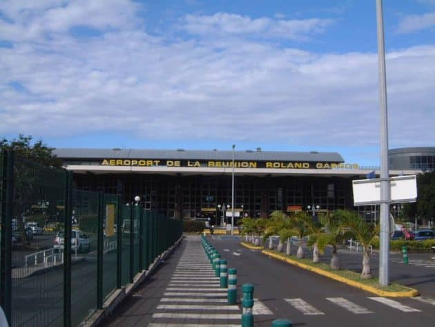 Transfert entre l'aéroport de La Réunion et le reste de l'île