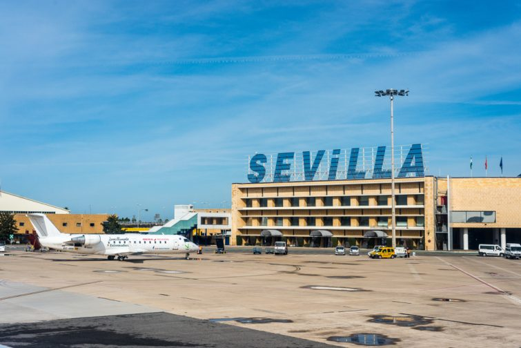 Aéroport Séville