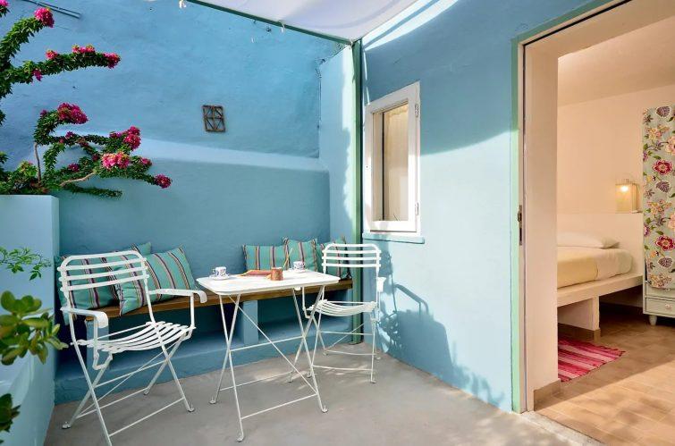 Airbnb à Rhodes : vieille ville