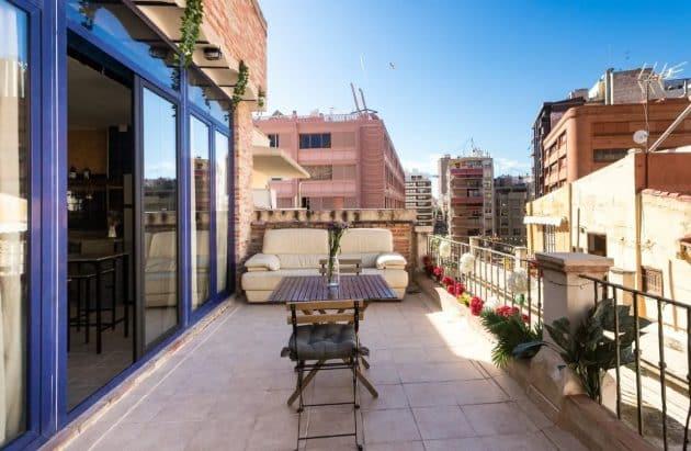 Airbnb Alicante : les meilleurs appartements Airbnb à Alicante