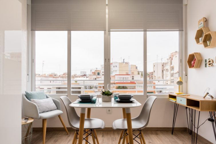 Airbnb avec vue, Alicante