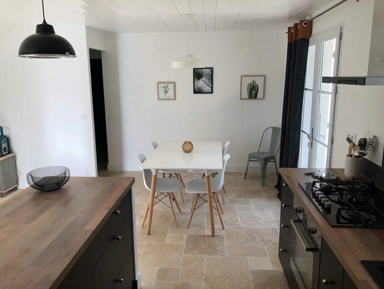 Airbnb proche des plages, Île de Ré